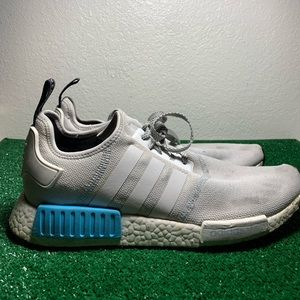 Adidas Nmd White Sneakers